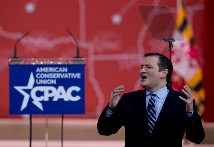 Los conservadores se reúnen en el CPAC y comienzan a definir quién será sucandidato