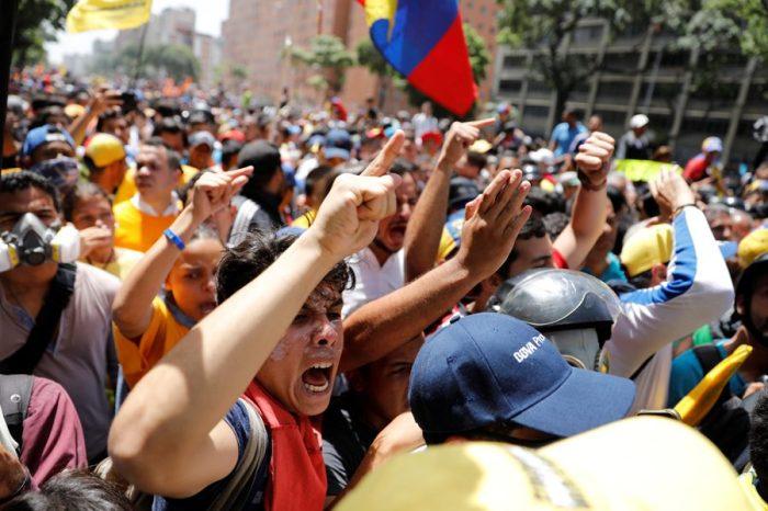 Duele lo que pasa enVenezuela